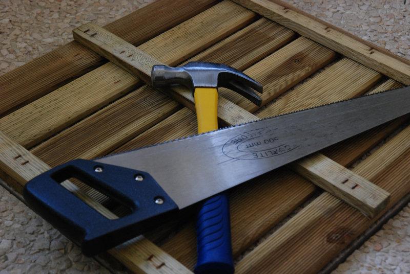 fabriquer une jardiniere en bois de 1