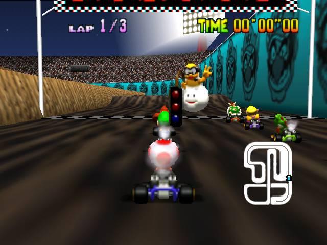 Mario Kart 64 - 10