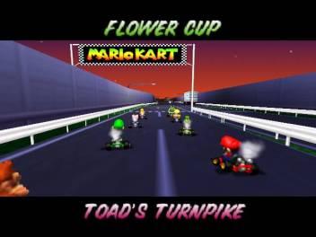 Mario Kart 64 - 6