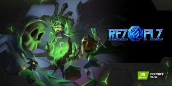 REZ PLZ on GeForce NOW