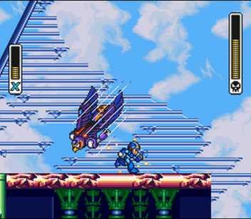 Mega Man X 1993-7