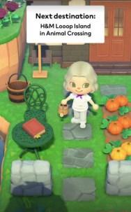 H&M e Maisie Williams sbarcano in Animal Crossing New Horizons (2)