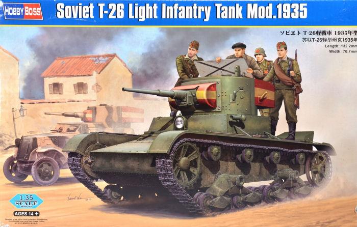 Resultado de imagen de T-26 model kit