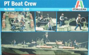 Italeri 1 35 Pt Boat Crew Kit First Look