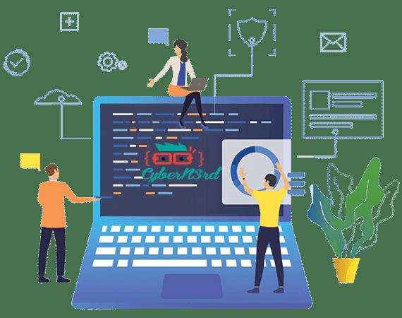 CyberN3rd Online marketing