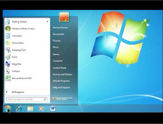 windows 8 Display
