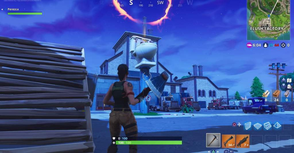 Sony Gets With the Times, Adds PS4 Cross-Play Support for 'Fortnite'