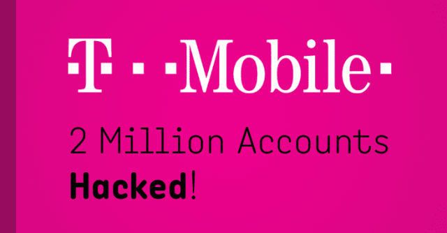 t-mobile account hacked