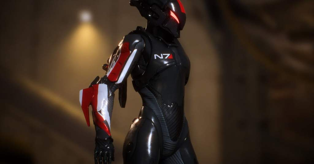 Anthem Celebrates N7 Day With Look at Mass Effect Armor