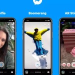 Facebook adds Boomerangs, portrait mode, AR stickers to Messenger