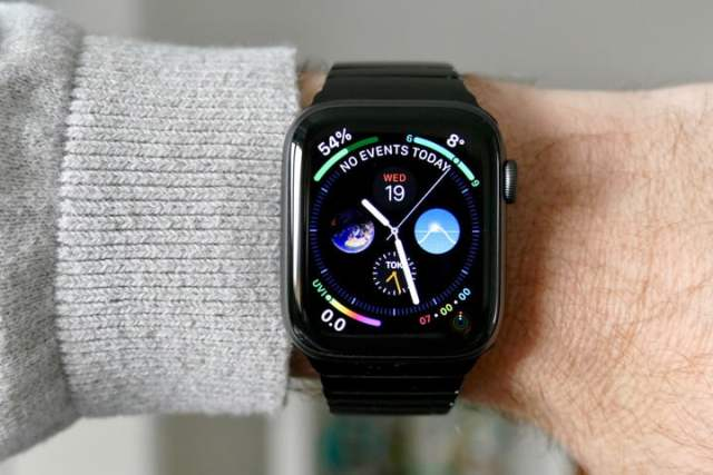 best apple watch faces series 4 infograph face
