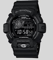 8. CASIO GR8900A-1 G-SHOCK