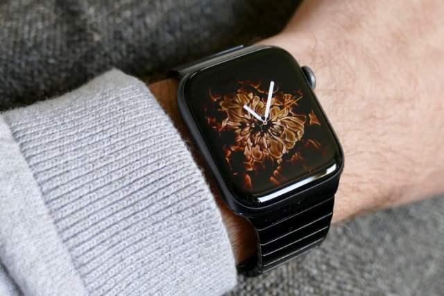 best apple watch faces fire face