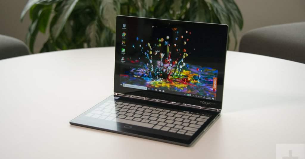 The Three Most Futuristic Laptops of 2018