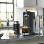 The Nespresso VertuoPlus Deluxe coffee maker is on sale for $120 at Best Buy