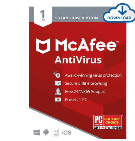 Antivirus software 2019 Download