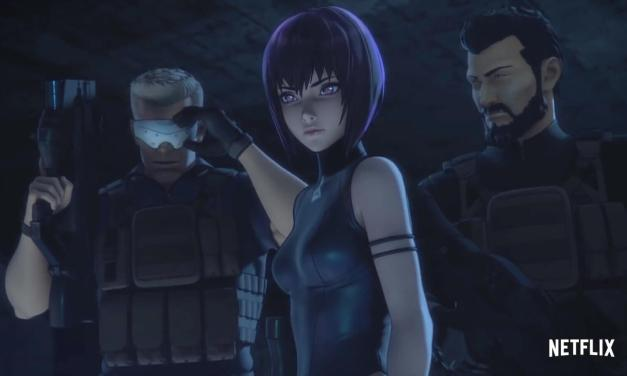 Netflix Debuts The Trailer for the New Ghost in the Shell: SAC_2045 Series