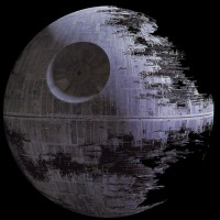 Death Star under construction