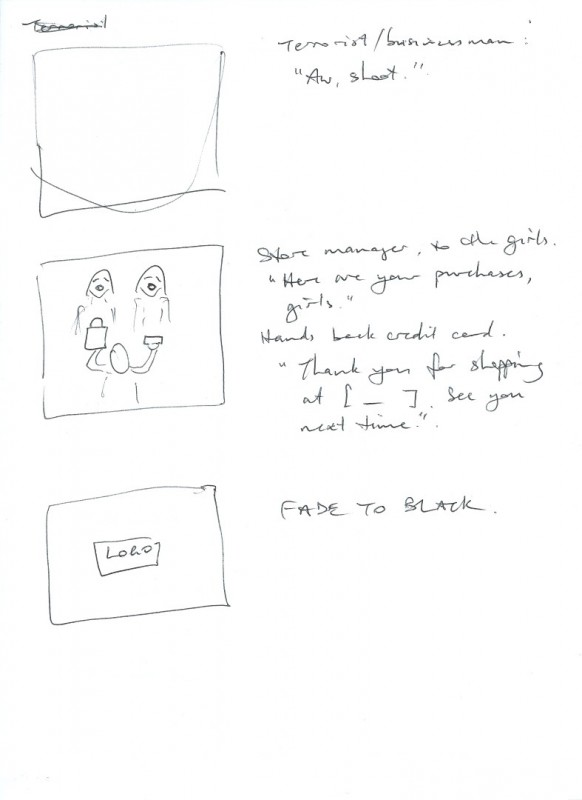 Storyboard page 6
