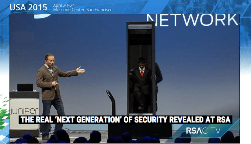 Talking 'bout the Next Generation – RSA (2015)