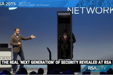 Talking 'bout the Next Generation – RSA (2015)