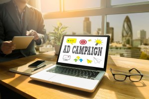 an online marketing campaign