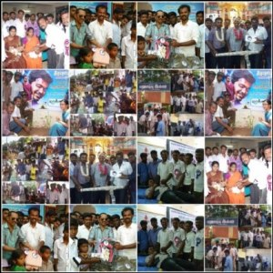 vijay birthday celebration