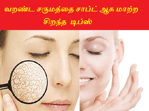 beauty tips in tamil for dry skin