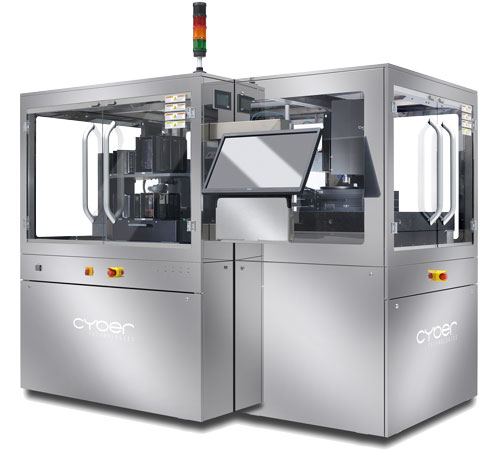 CT 300 - accurate and precise surface measurement system