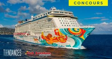 Concours Croisière dans les Caraïbes!