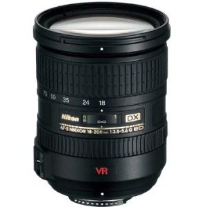 Nikon 18-200 3.5-5.6 VR