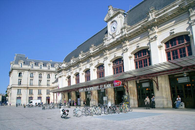 Chambres Dhtes Proximit De La Gare De Bordeaux Saint Jean