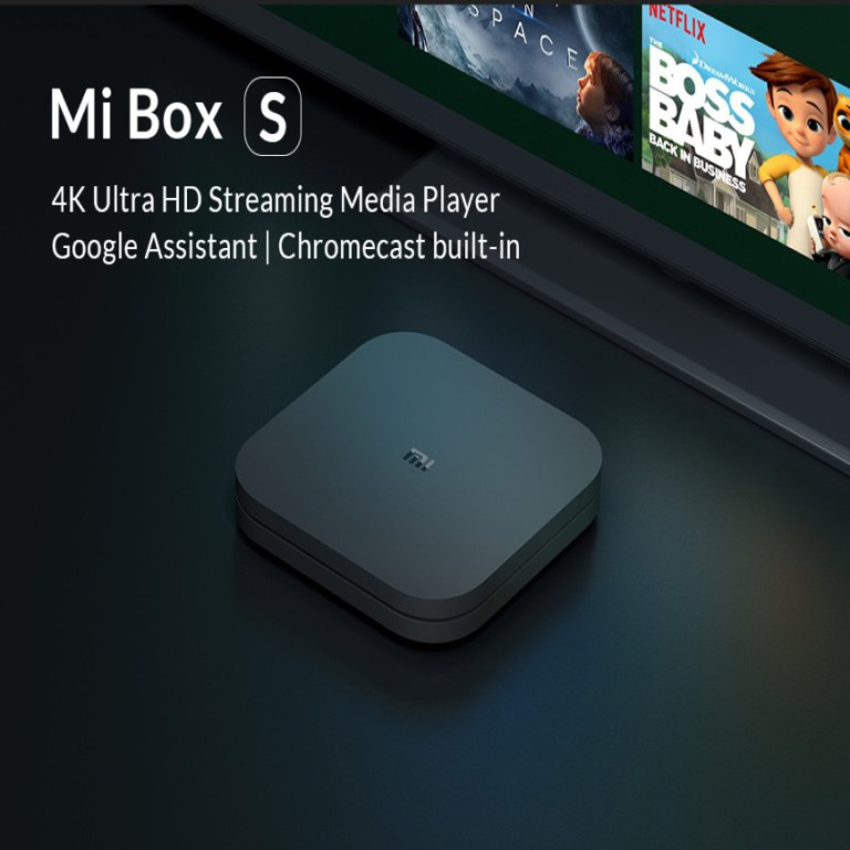 Smart TV Box Xiaomi Global Ultra 4K