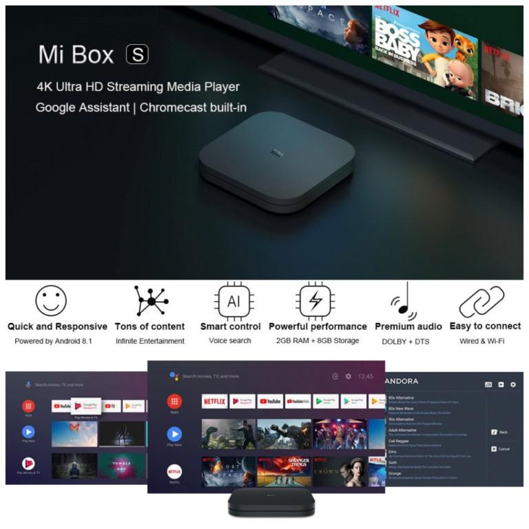 tv android box xiaomi 4k-4