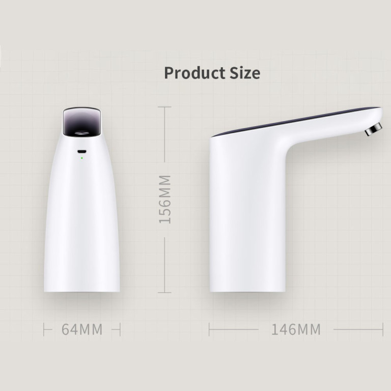 Water Pump Xiaomi Mijia 3life 002