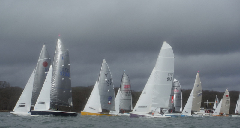 SNOWFLAKE RACES 7 & 8 THE BEST SO FAR • Chichester Yacht Club