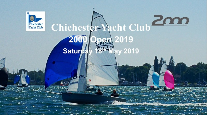 CYC 2000 Open – 18th May 2019