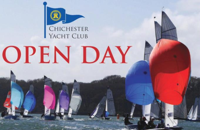 Open Day, Sunday 19th May