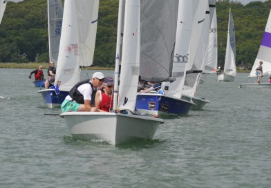 CYC Dinghy 2020 Week