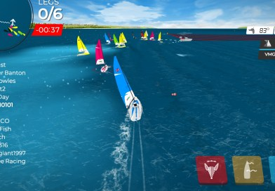 CYC Virtual Sailing – a step by step introduction.