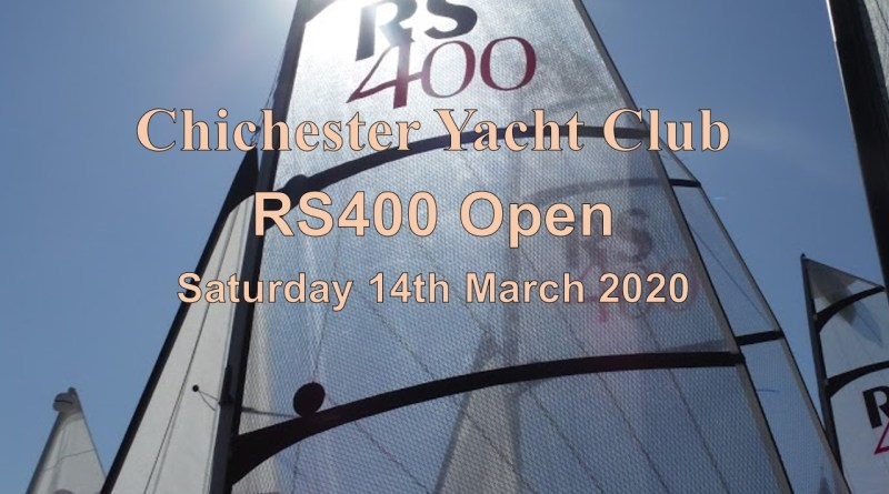 RS400 Open 14th March