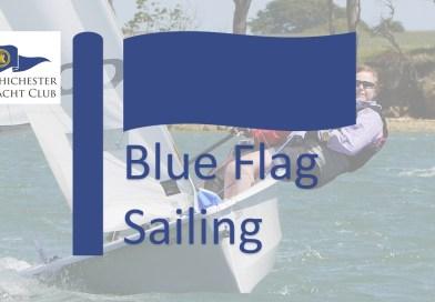 Blue Flag Sailing Returns for 2021