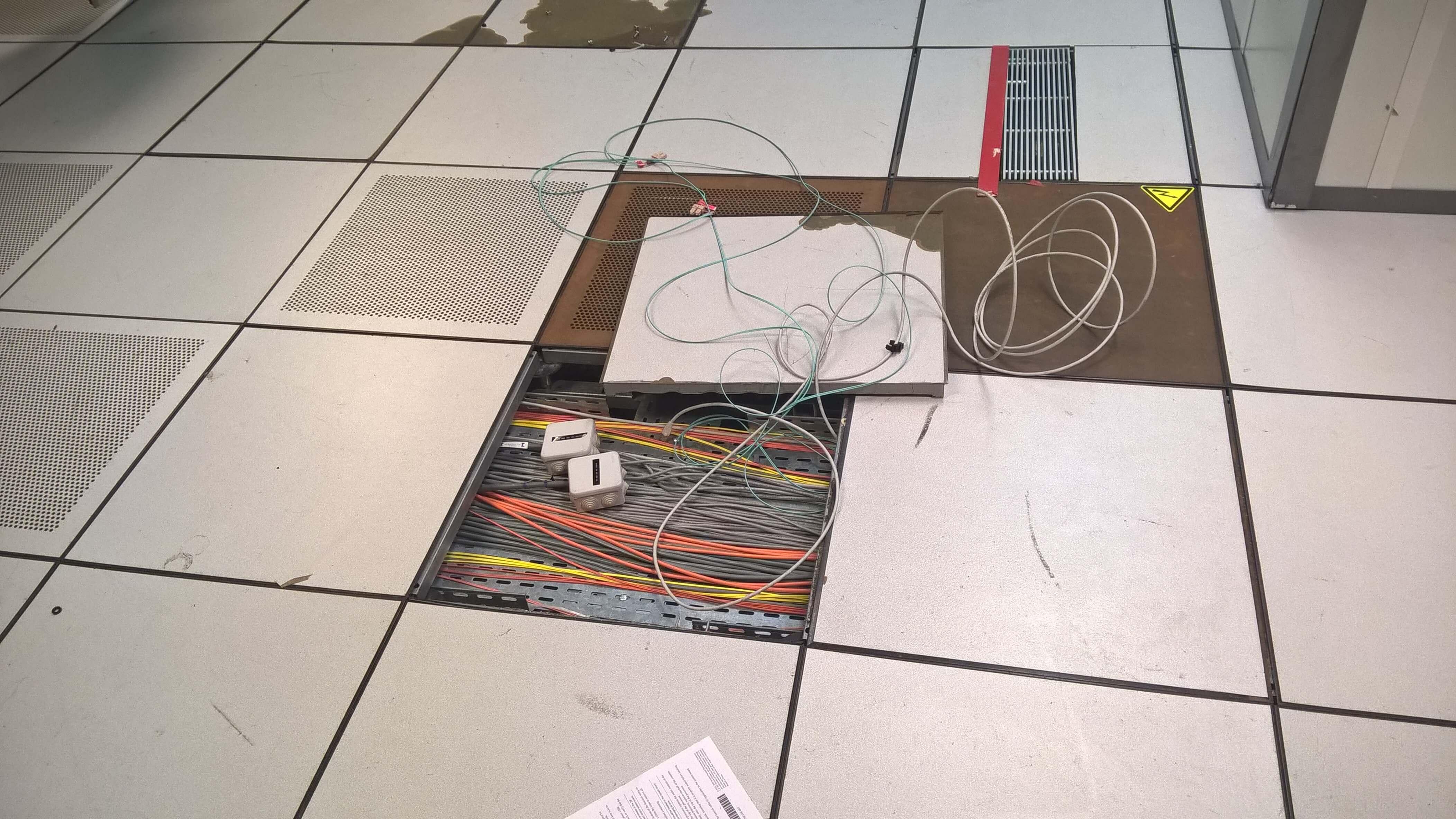 Modification de réseau informatique