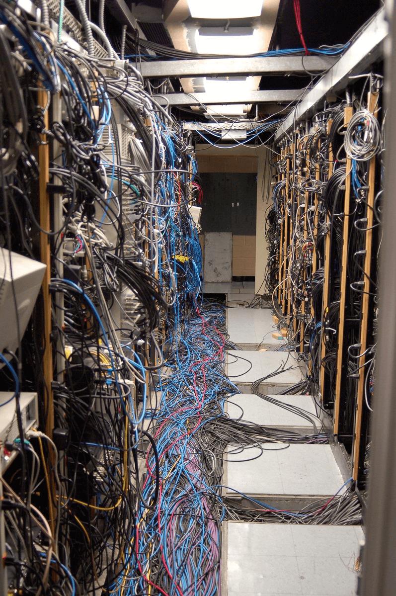 Réorganisation de câblages