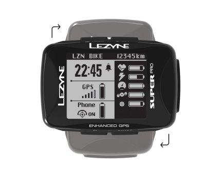 LEZYNE SUPER PRO GPS
