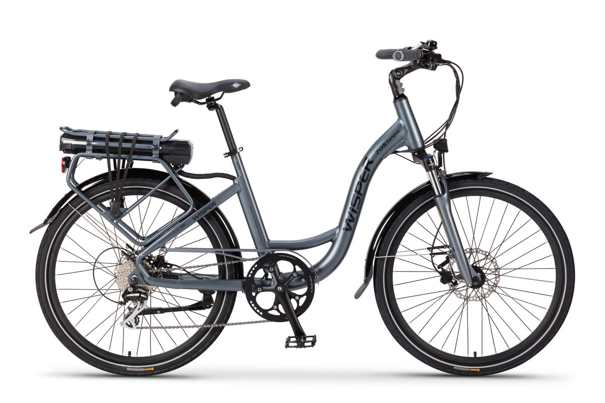 Wisper 705 Torque With 575w Hr Battery 00 Electric Bikes Electric Urban