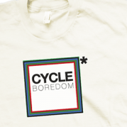 Cycleboredom Asterisk Shirt - PDM Edition