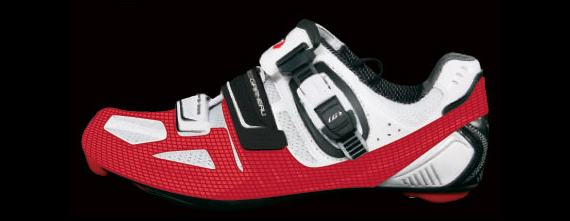Cycleboredom | Louis Garneau CFS-300 Shoes Heat Molding Areas