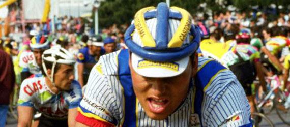 Cycleboredom | DOPINGSTOUR STARS T-SHIRT: Castorama - Bjarne Riis
