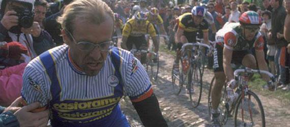 Cycleboredom | DOPINGSTOUR STARS T-SHIRT: Castorama - Laurent Fignon